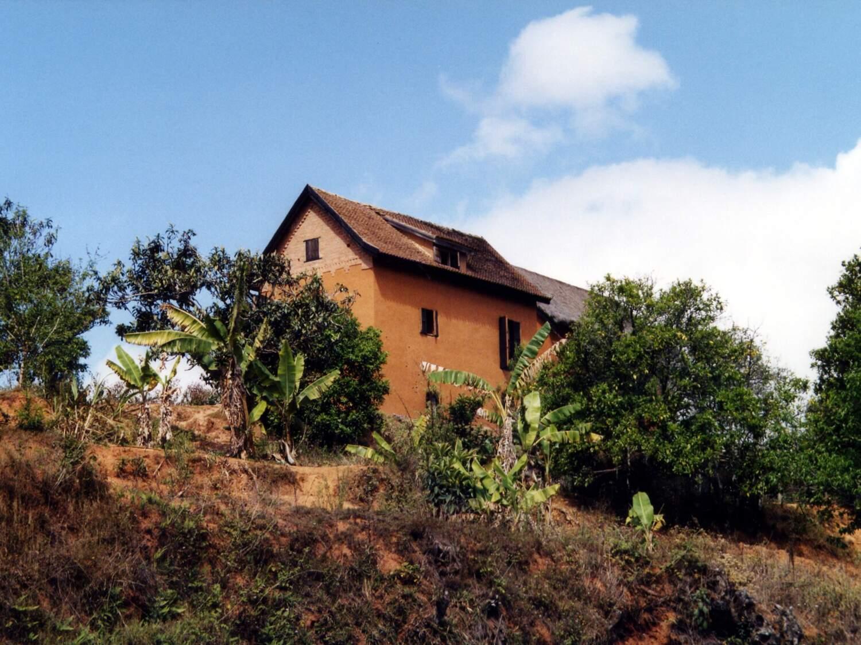 Quiz photo maison d ocre paysage for Maison ocre
